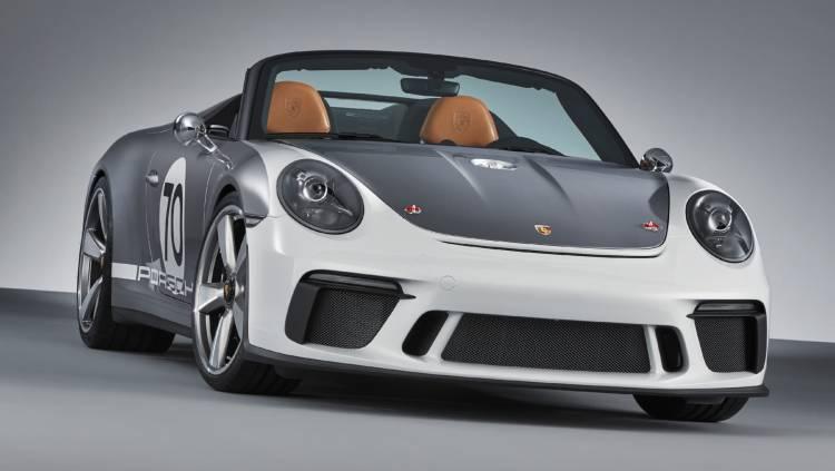 Porsche 911 Speedster Dm 2018 7