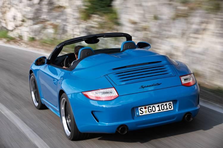 Porsche 911 Speedster Dm 2