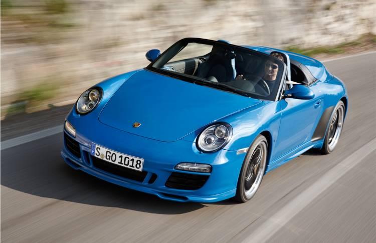 Porsche 911 Speedster Dm 3