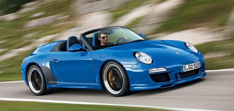 Porsche 911 Speedster Dm 4