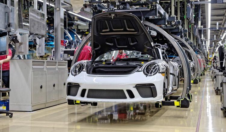 Porsche 911 Speedster Fabrica 1219 01