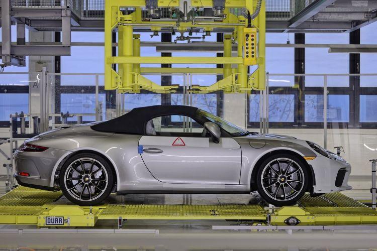 Porsche 911 Speedster Fabrica 1219 02