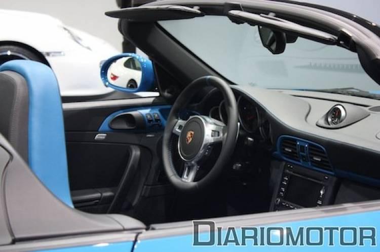 Porsche 911 Speedster en el Salón de París