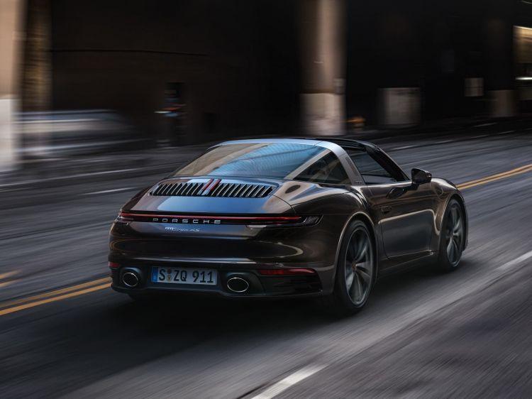 Porsche 911 Targa 2020 Cz21v10ox0003 Kv Aw