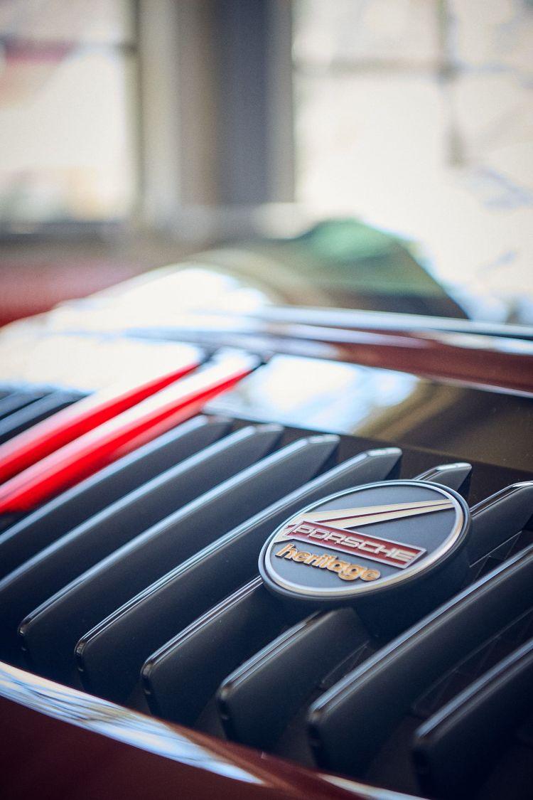 Porsche 911 Targa Hde Porsche Vintage Motiv 10 0012