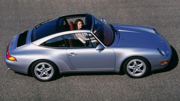 Porsche 911 Targa Historia 12
