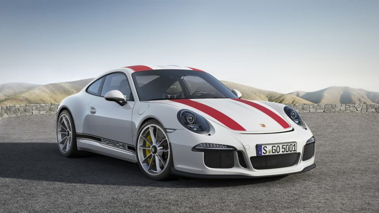 Porsche 911 Troleo 1