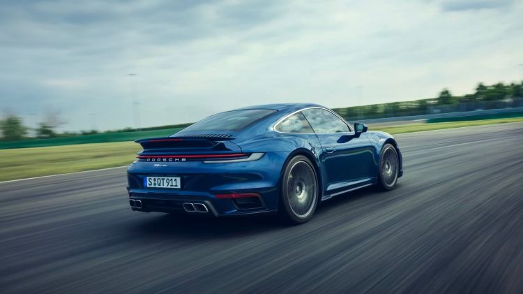 Porsche 911 Turbo 2020 Img 1