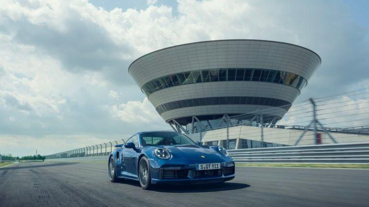 Porsche 911 Turbo 2020 Img 14
