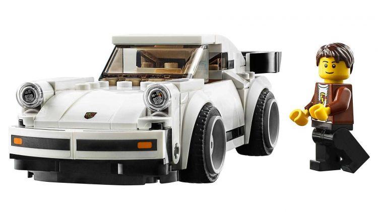 Porsche 911 Turbo Clasico Lego Dm 1