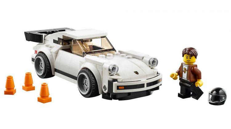 Porsche 911 Turbo Clasico Lego Dm 2