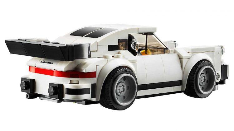 Porsche 911 Turbo Clasico Lego Dm 4