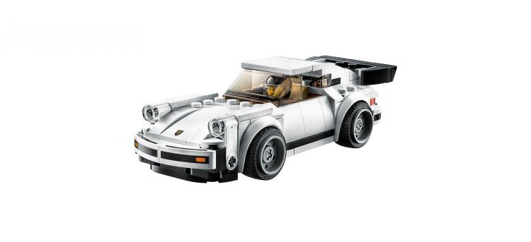 Porsche 911 Turbo Clasico Lego Dm Portada