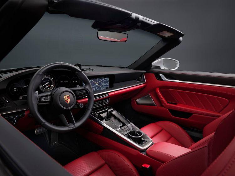 Porsche 911 Turbo S 2020 9