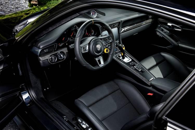 Porsche 911 Turbo S Techart Dm 15