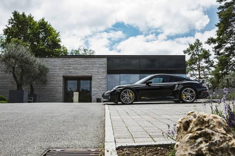 Porsche 911 Turbo S Techart Dm 2