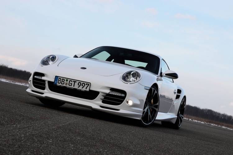 Porsche 911 Turbo de TechArt
