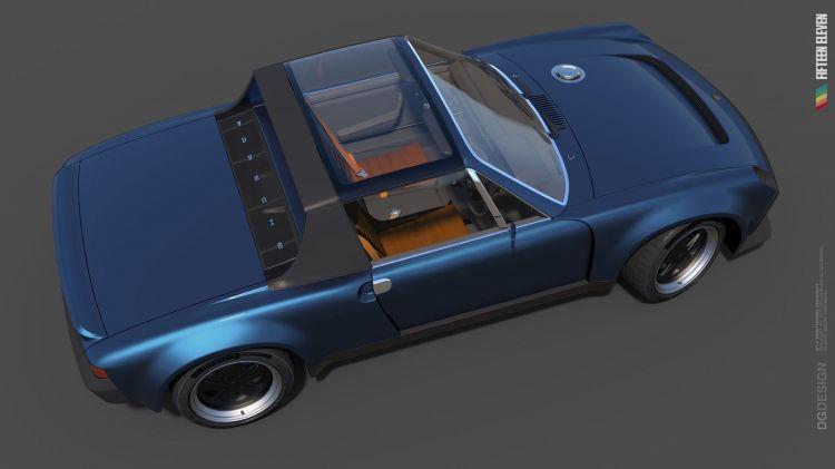 Porsche 914 Restomod 1