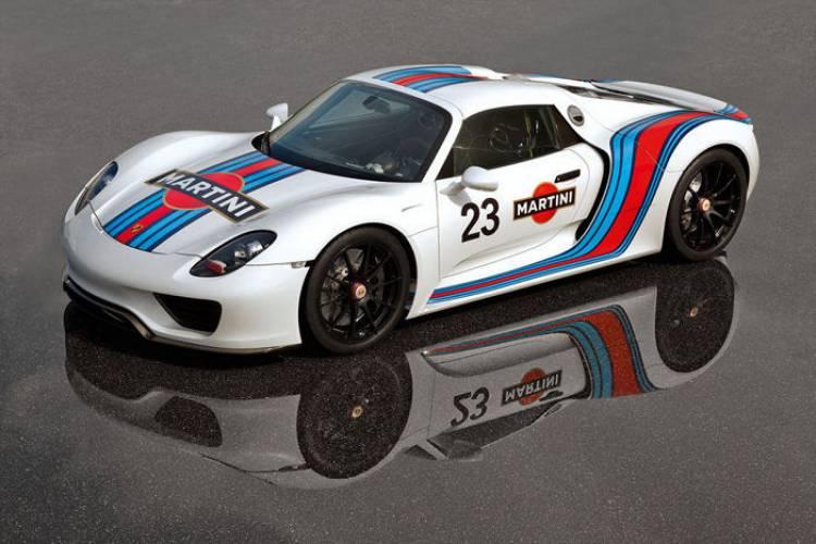 Los 3 protagonistas de 2013: Ferrari F70, Porsche 918 Spyder y McLaren P1