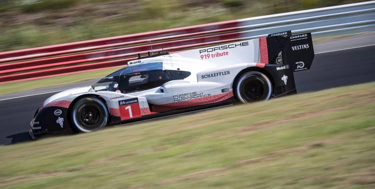 Porsche 919 Hybrid Evo Nurburgring 01