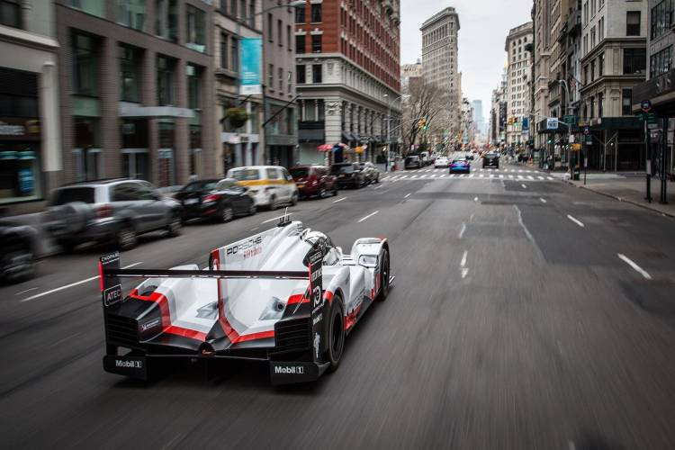 Porsche 919 Tribute Nyc 25