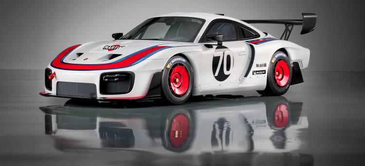 Porsche 935 Type 991 2018 13