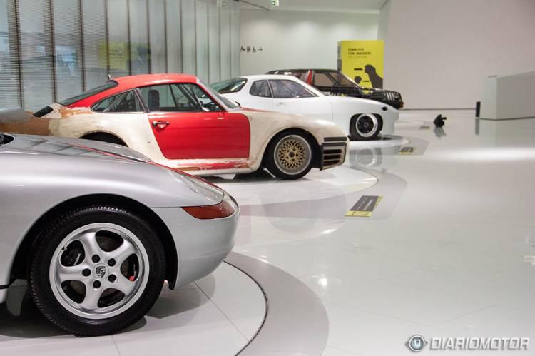 Porsche Top Secret: 959 C29, los orígenes del mito