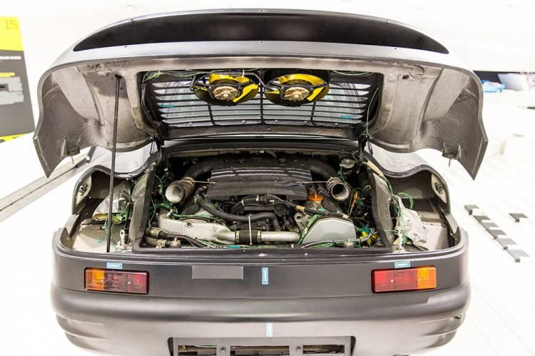 Porsche Top Secret: 965 L7, el eslabón perdido entre 911 y 959