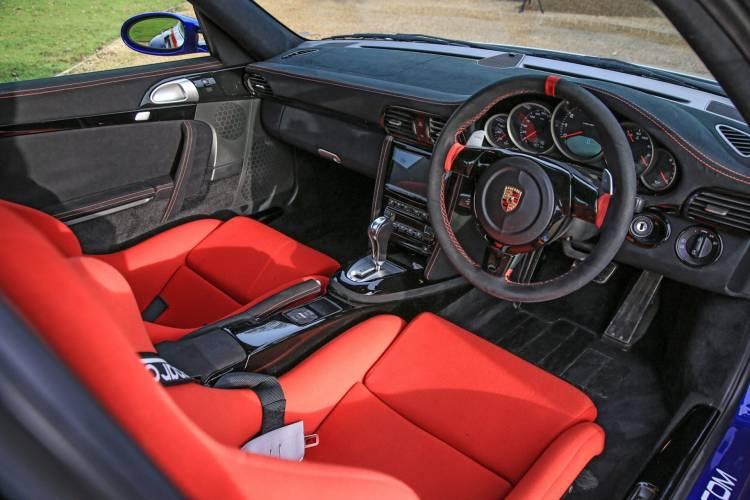Porsche 997 Rothmans Tributo 4