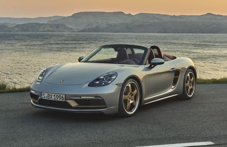 Porsche Boxster 25 Aniversario 2021 0121 007