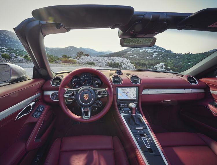 Porsche Boxster 25 Aniversario 2021 0121 008
