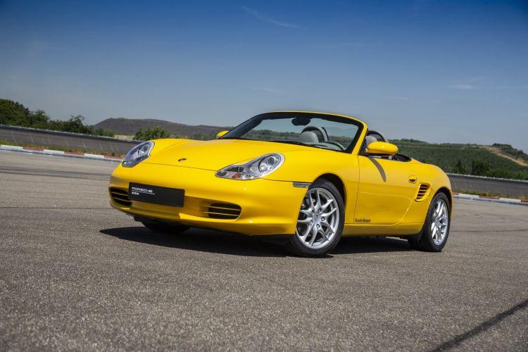 Porsche Boxster 986 01