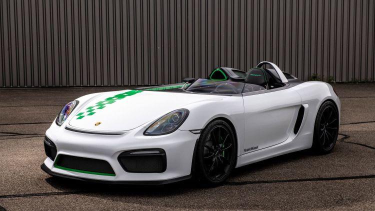 Porsche Boxster Bergspyder 08