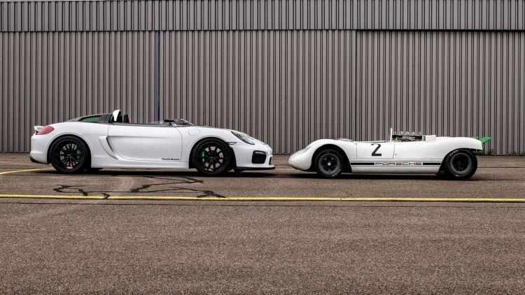 Porsche Boxster Bergspyder 11