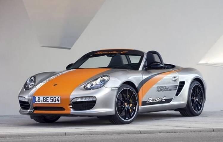 Porsche Boxster E, adiós a la gasolina