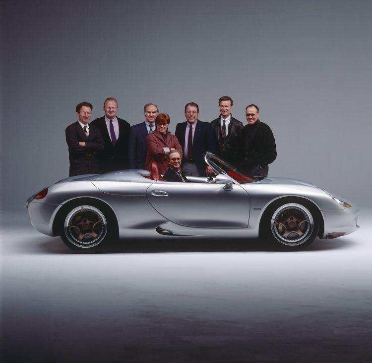 Porsche Boxster Historia 25 Anos 1220 137