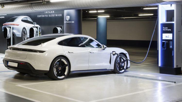 Porsche Cargadores Rapidos City Charging 05