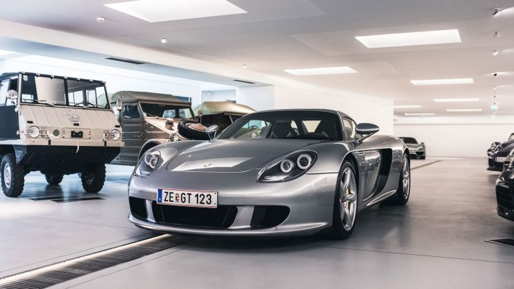 Porsche Carrera Gt 20 Anos 10