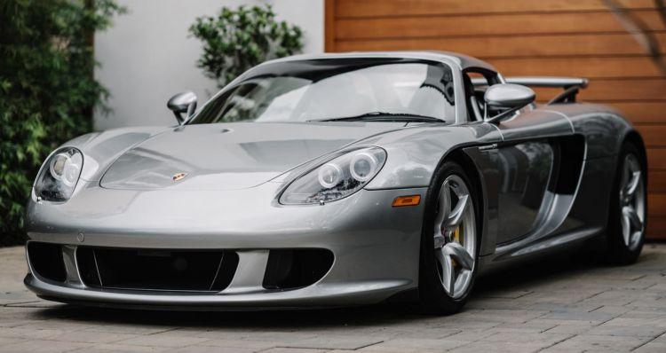 Porsche Carrera Gt Precio 1