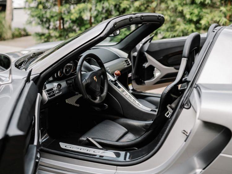 Porsche Carrera Gt Precio 2