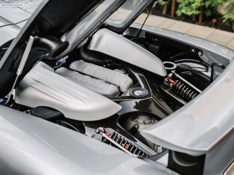Porsche Carrera Gt Precio 3