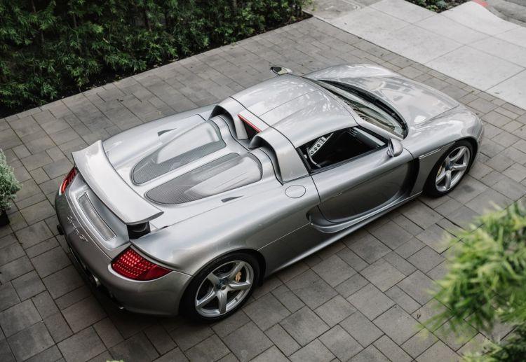 Porsche Carrera Gt Precio 4