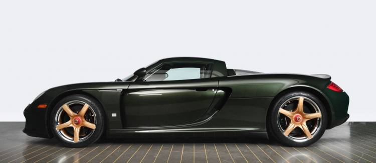 Porsche Classic Restaurierung 2018