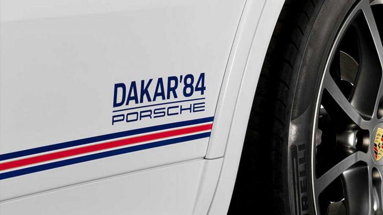 Porsche Cayenne Dakar 84 02