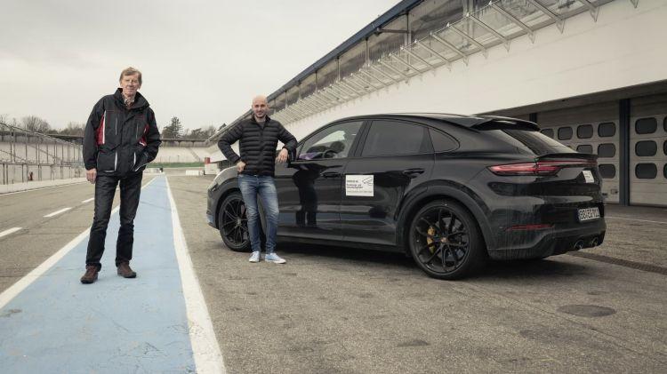 Porsche Cayenne Deportivo Walter Rohrl 04