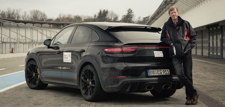 Porsche Cayenne Deportivo Walter Rohrl Portada