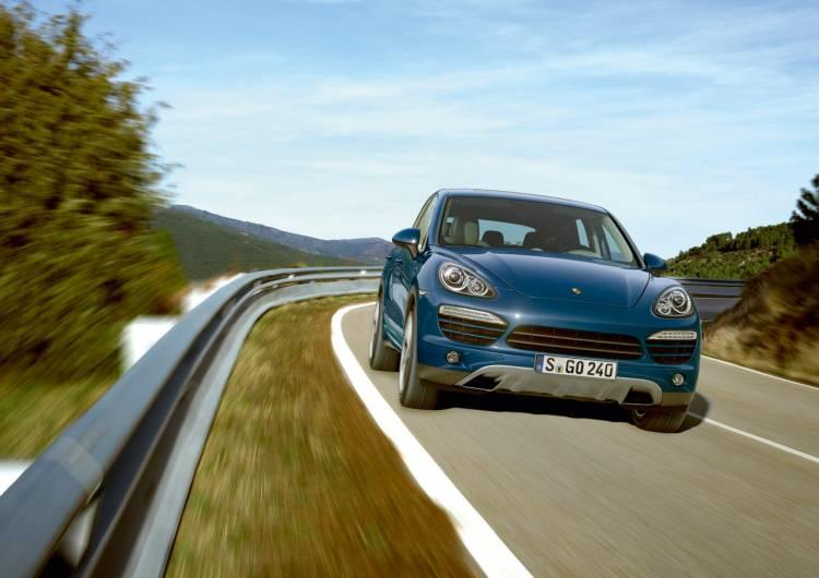 Porsche Cayenne 2011 diésel
