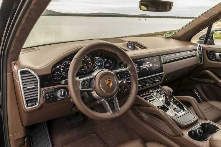 Porsche Cayenne E Hybrid Prueba 0518 003