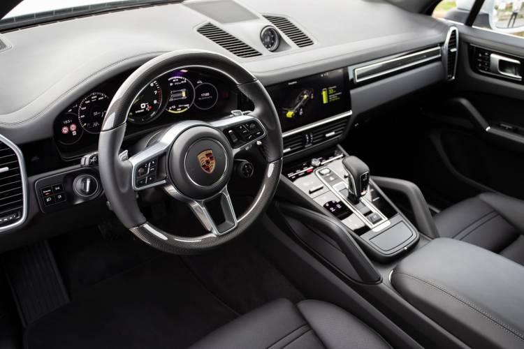 Porsche Cayenne E Hybrid Prueba 0518 016