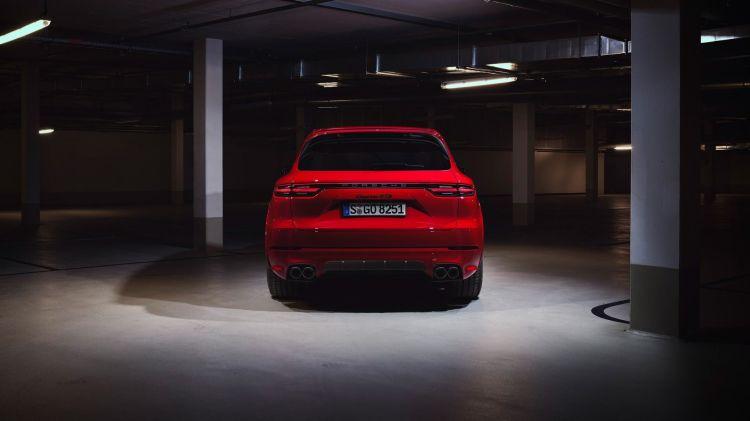 Porsche Cayenne Gts 2020 7